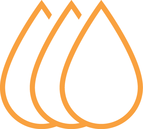 Inks orange